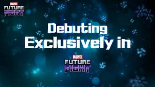 Exclusive original Korean Super Hero Luna Snow arrives in Marvel Future Fight!