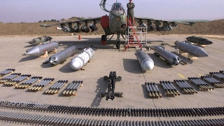 СИРИЯ КАК ПОЛИГОН ИСПЫТАНИЯ НОВЕЙШЕГО РОССИЙСКОГО ОРУЖИЯ!!!
