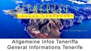 Teneriffa - Allgemeine Infos