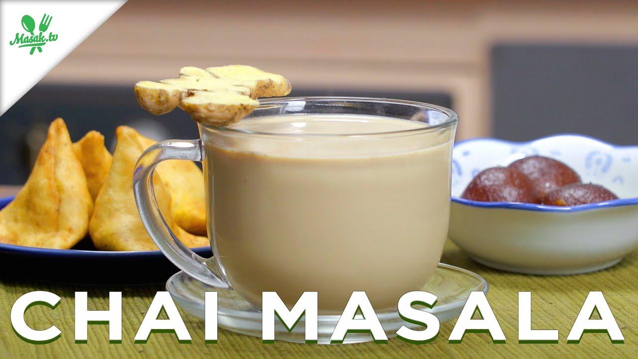 Chai Masala - Teh Susu Rempah Ala India