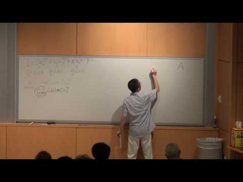 "Jiarui Fei, ""Tensor multiplicity via upper cluster algebras"""