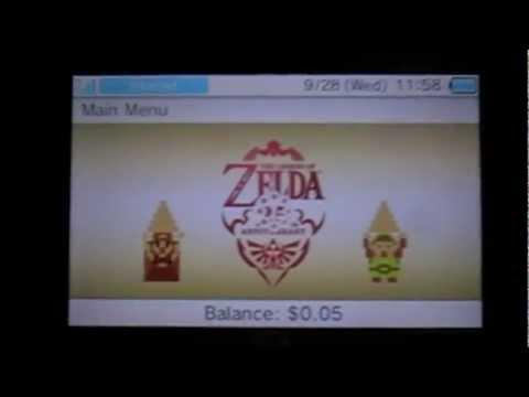 The Legend of Zelda Four Swords 3DS Download & Gameplay Tutorial