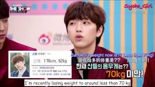 B1A4 Bingo Talk cut (eng sub)