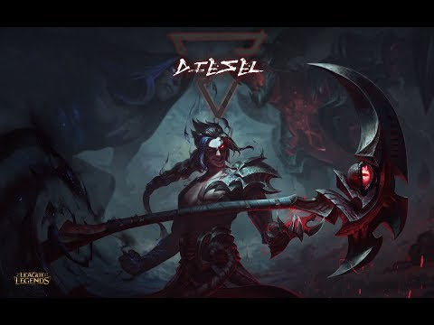 Kayn első látásra! | League Of Legends | Diesel