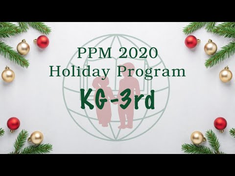Park Point Montessori | 2020 Winter Program | KG to 3rd Grade