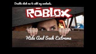 Roblox:Hide and Seek | Vui Chơi cùng anh em :v (
