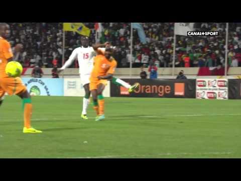 Côte dIvoire vs Mali (3-1) - Eliminatoires CDM 2018