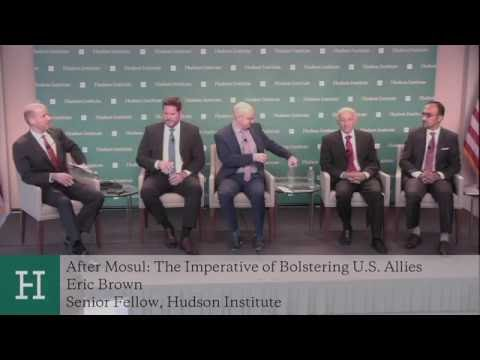 After Mosul: The Imperative of Bolstering U.S. Allies