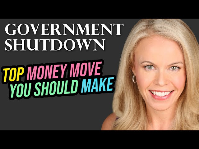 Government Shutdown #1 Money Move
