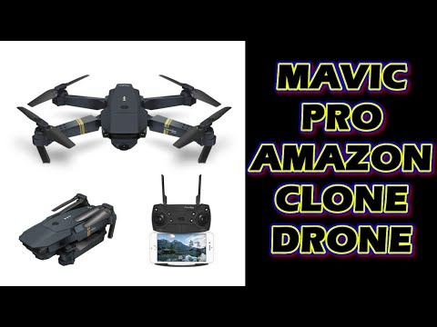 generic-dji-mavic-pro-clone-drone-review-|-#amazonreview-#holidaygiftideas
