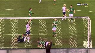 WNT vs. Republic of Ireland: Highlights - Dec. 1, 2012