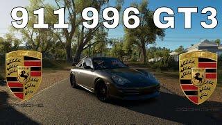 2004 porsche 911 gt3 w524hp