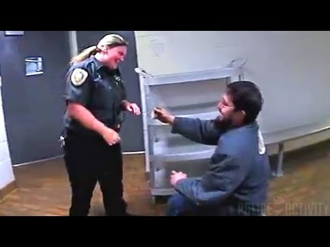 'Arrest' Of Correction Officer's Boyfriend Turns Into Marriage Proposal