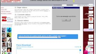 Descargar videos de Youtube mediante Force-Download (Sin Programas)