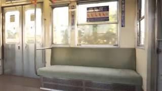 【走行音車内撮影】抵抗制御 秩父5000系 デハ5001 秩父線 武州荒木→新郷