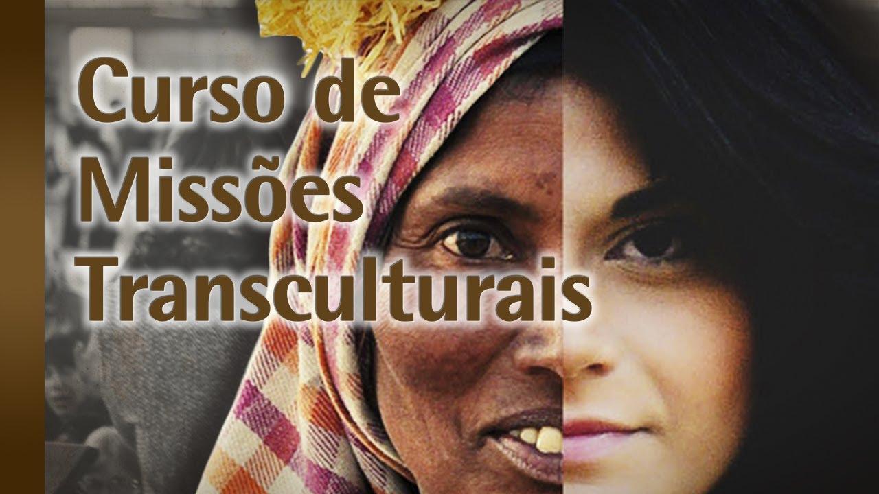Resultado de imagem para Curso de Missões Transculturais