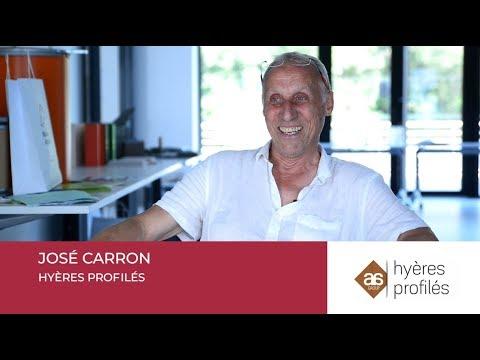 José CARRON - Hyères Profilés
