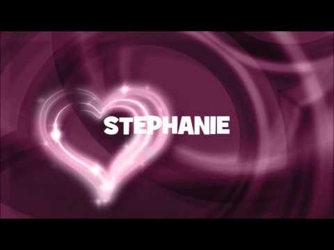 Joyeux Anniversaire Stephanie Youtube