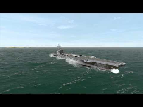 VBS3 at Sea: New Maritime Content and Capabilities
