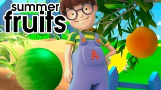alex-toddlers-educational-cartoon-s---learning-summer-fruits