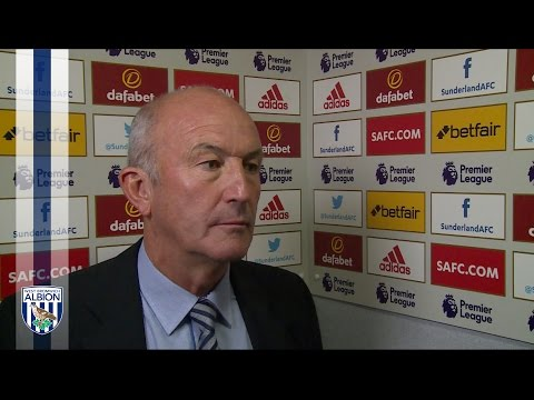 Pulis reacts to Sunderland draw