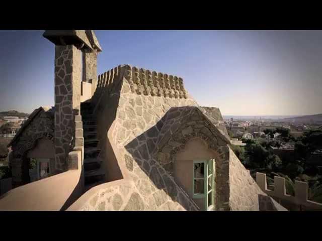 Torre Bellesguard - Antoni Gaudí