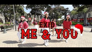 [KPOP IN PUBLIC] EXID(이엑스아이디) - 'ME&YOU' Dance Cover | Noon …
