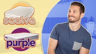 Saatva Vs Purple - Premier Hybrid Mattress (new 2019 Review) Reviews