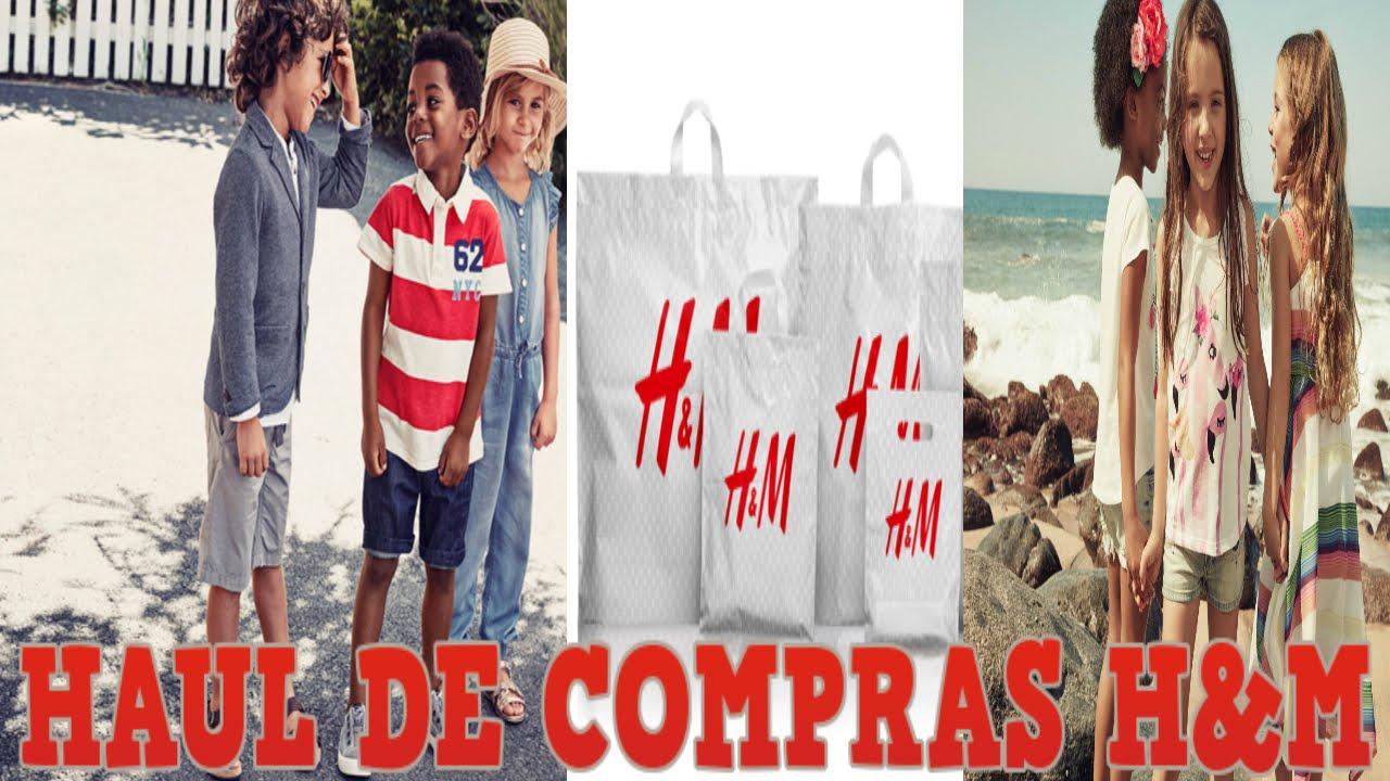 9711a105f2 HAUL COMPRAS NIÑOS H&M ONLINE - YouTube