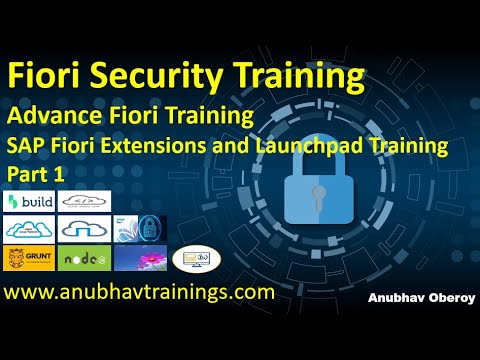 abap on hana training, ui5 fiori training, s4hana training