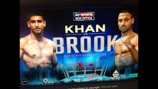 Khan v Brook? Is Kell stuck in no mans land without khan fight?