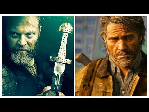 ИТОГИ НЕДЕЛИ Assassin's Creed Valhalla, The Last Of Us 2, Bannerlord, Mortal Shell, Dying Light 2