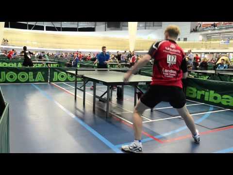Callum Evans - William Apelquist, Junior British League 2016