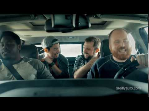 O'Reilly Auto Parts Jingle - Manly