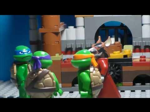 Лего черепашки ниндзя лего мультфильм смотреть онлайн