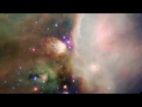 Rho Ophiuchi Cloud (Hidden Universe)
