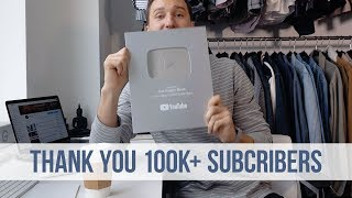 100k Subscriber Special | My Top 10 Favorite Videos + (Giveaway CLOSED)
