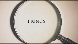 1 Kings 19-20