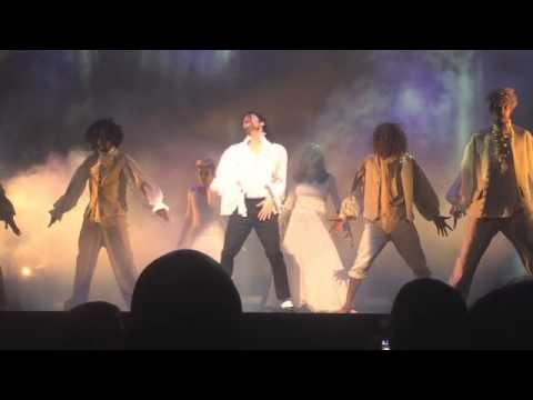 INVINCIBLE! A Glorious tribute to Michael Jackson