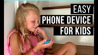 Relay Review: Screenless Phone Walkie-Talkie For Kids