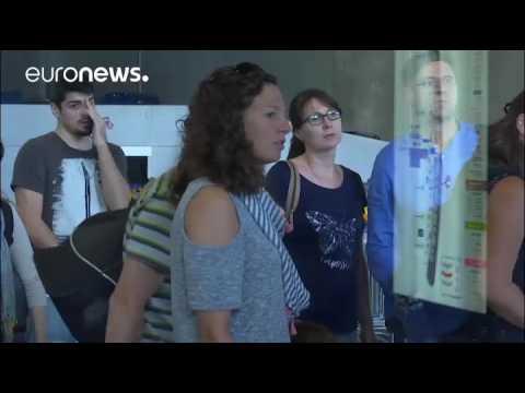 New controls test European airports