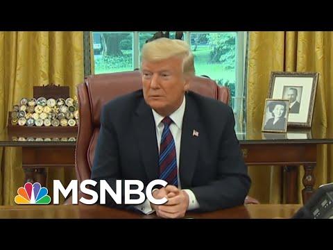 President Donald Trump Vs. Speakerphone | All In | MSNBC