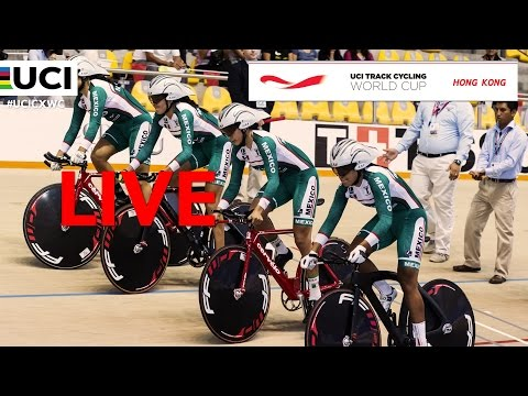 Full Replay | Track Cycling World Cup – Hong Kong, China
