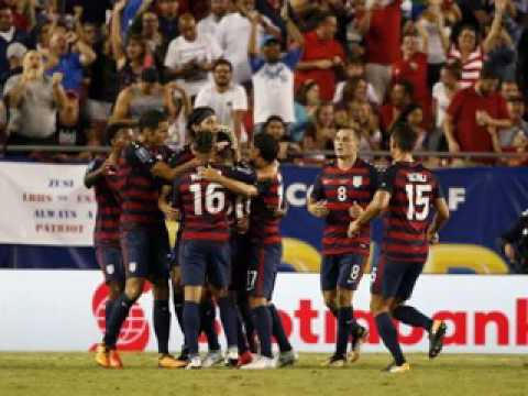 U S  Men S National Team Edges Martinique In Gold Cup Group Play