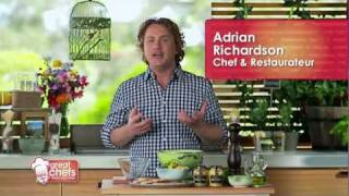 Great Chefs Show You How - Maille Summer Demo Video 4 (potato Salad & Serving)
