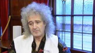 Brian May talks about Freddie Mercury & fight against Aids