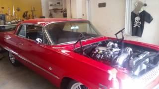 63 impala ls 5.3 swap