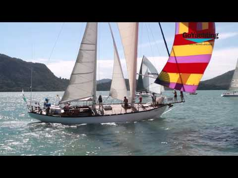 Royal Langkawi International Regatta 2013 - Official TV Production by Go Yachting