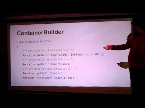 Nette Framework: how to compile an extensible DI Container (Czech)