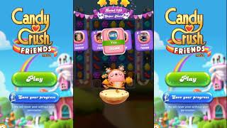 Candy Crush Friends Saga - Level 131 - 135 - Gameplay